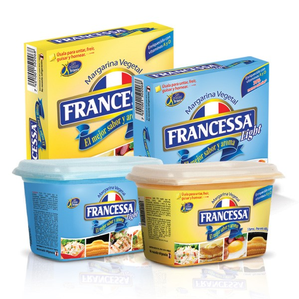 Francessa butter