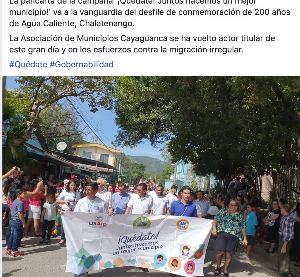 Migration festival