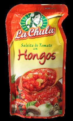 La Chula - Sauce Packaging