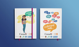 'Cuéntame más...' campaign
