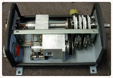 Rotating Cam Limit Switch with Resolver