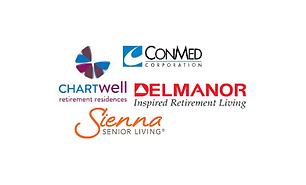 Client Name: •Chartwell Retirement Residences •Sienna Senior Living ( Martindale Gardens) •ConMED Health ( Billings Court Manor) •Delmanor Retirement Living ( Glen Abbey)