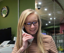 Courtney (Our Optical Assistant)