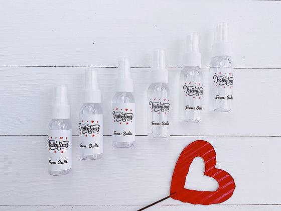 Bulk Valentine's Day Hand Sanitizer
