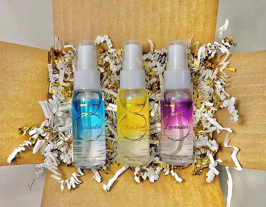 Hand Sanitizer Spray Gift Box