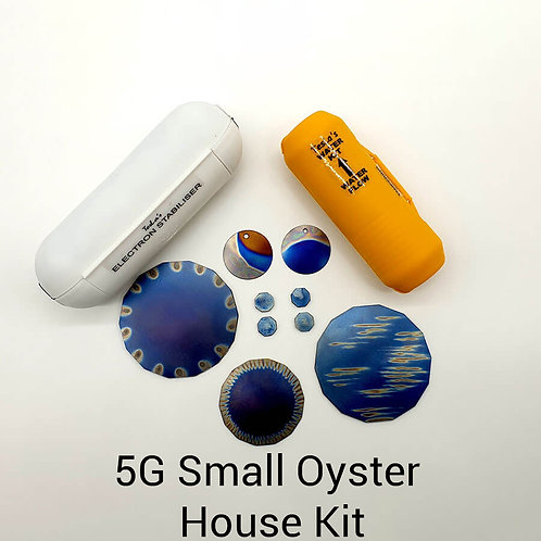 Tesla Complete Family House Kit - with Small Harmonizing House Plate