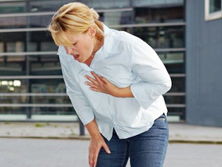 From 0 to 200 beats per minute, in 2 seconds:  Heart Condition linked to Fear & Panic.