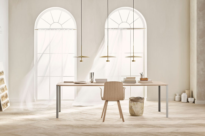 Bolia Link Dining Table With Palm Chair.jpeg
