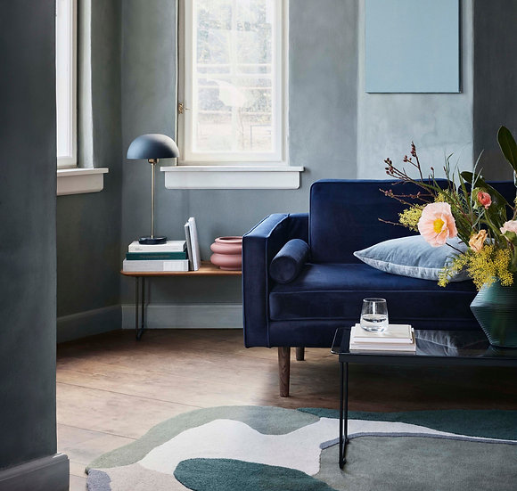Mid Century Danish Sofa