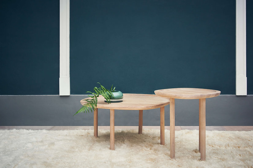bolia trace coffee table set