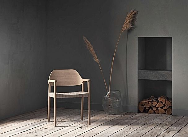 Scandinavian dining chairs