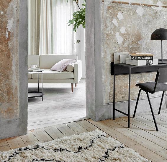 Scandinavian Luxury Sofa Cream