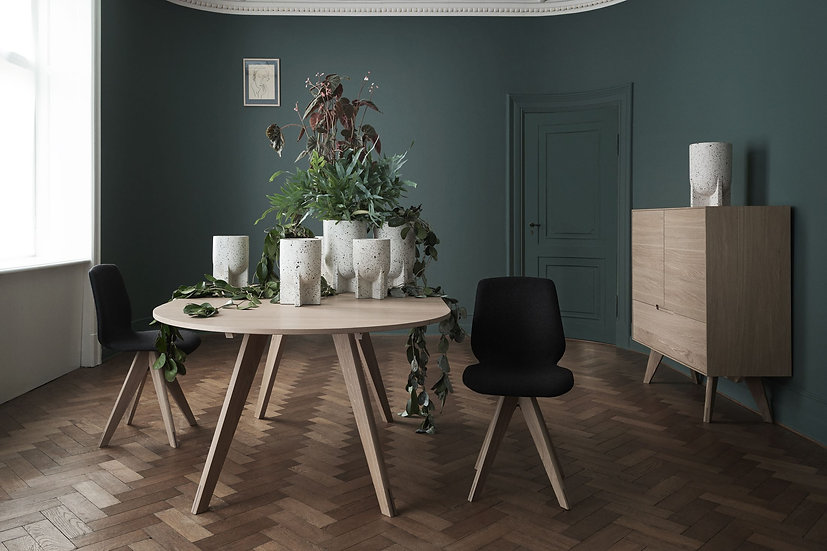 bolia new mood sideboard in dining room