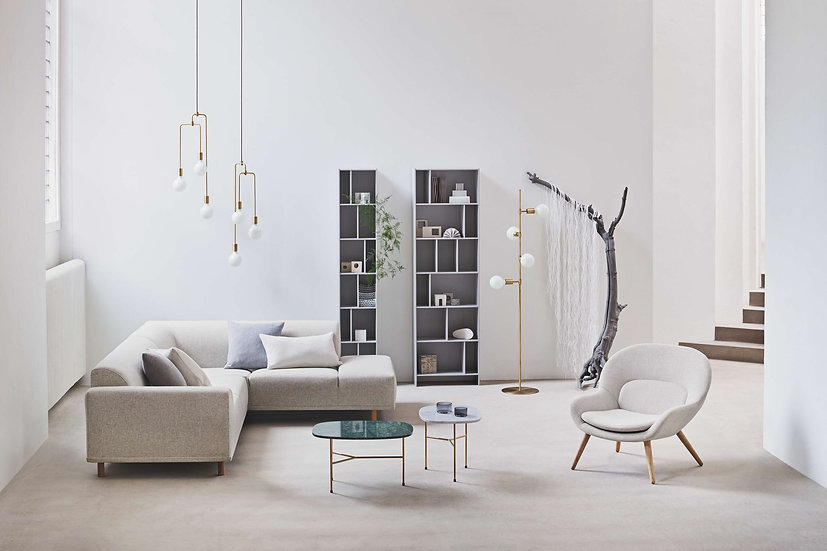 bolia pod coffee tables in living room