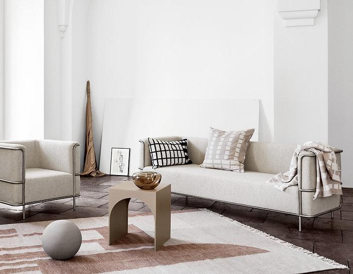Kristina Dam Modernist Sofa 3 Seater Living Room