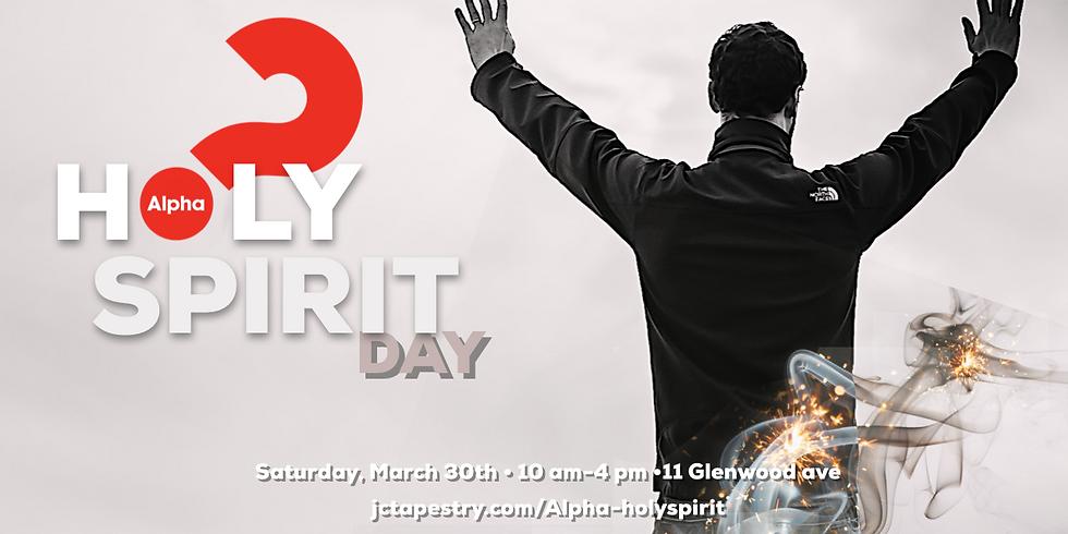 Alpha's Holy Spirit Day