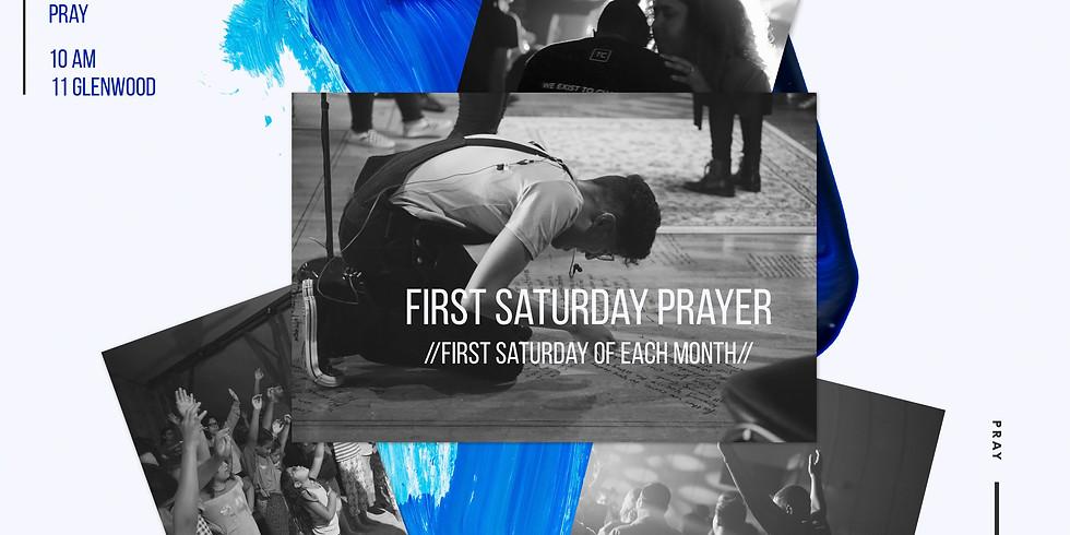 First Saturday Prayer
