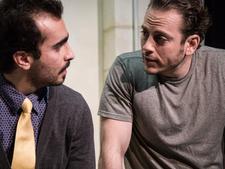 Broken Nose Theatre stifles laughs and the American dream in 'Language Rooms'