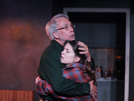 Just Like a Pill: First Floor Theater's 'I'm Gonna Pray For You So Hard'