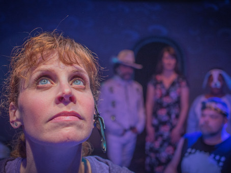 'Take Me' shoots for the moon and lands somewhere among the stars at Strawdog Theatre
