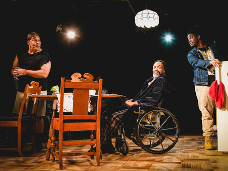Police brutality hits close to home in Redtwist Theatre's 'Between Riverside and Crazy'