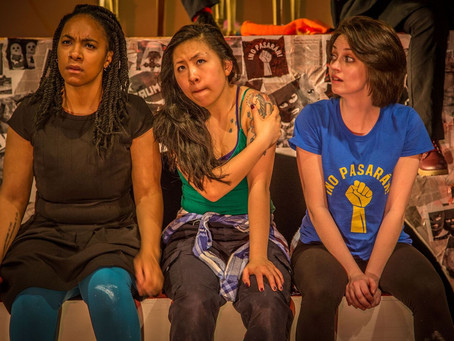 'We Are Pussy Riot' at Red Tape Theatre shatters expectations and theatrical conventions