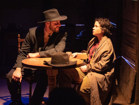 Cowboys, Zombies and Outlaws, Oh My!: 'Hell Followed With Her' at WildClaw Theatre