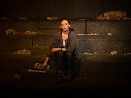 Love v. acceptance is a battlefield in Jacaranda Collective's 'My Name is Rachel Corrie'