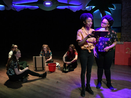Prop Thtr treads all too familiar territory in '2 Unfortunate 2 Travel'