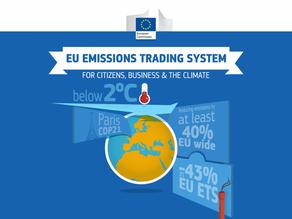 【碳教室】EU ETS 歐盟碳交易系統