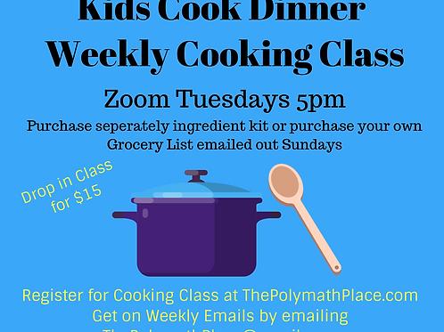 Polymath Cooking Class