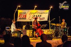 Jazz in July Vamos w Alex Drakos