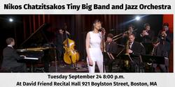 2019 Nikos Chatzitsakos Tiny Big Band an