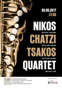Nikos Chatzitsakos Quartet