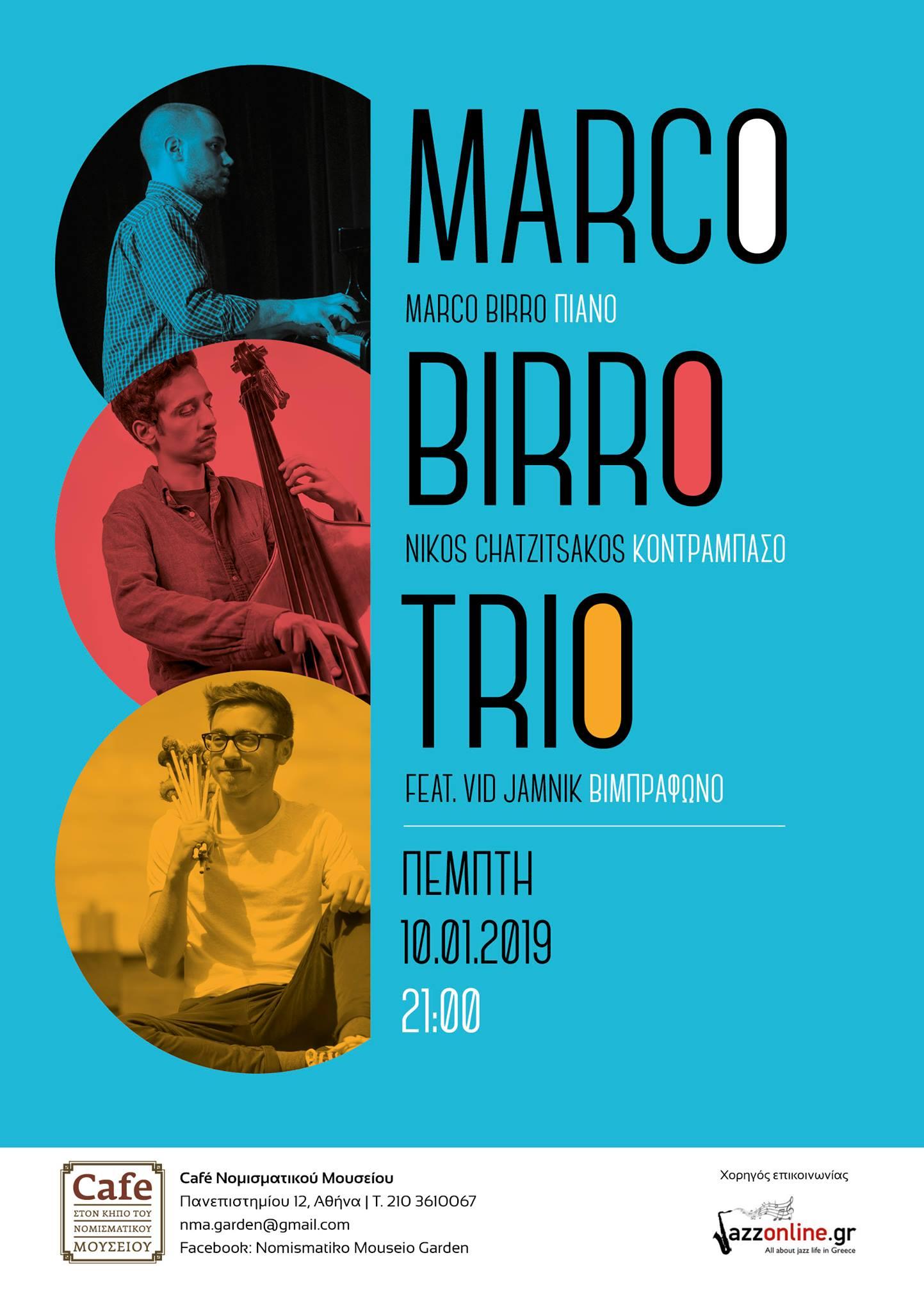 Marco Birro Trio _Numismatic Museum