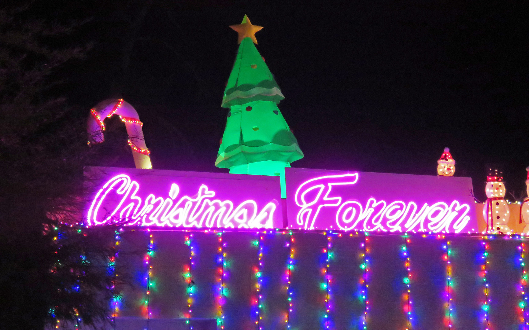 Christmas Forever (Sign)