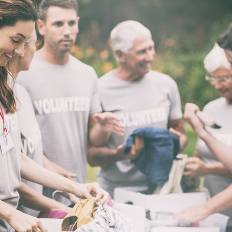 Mindful Volunteering: Why It's Important