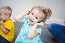toddler girl sandblocks