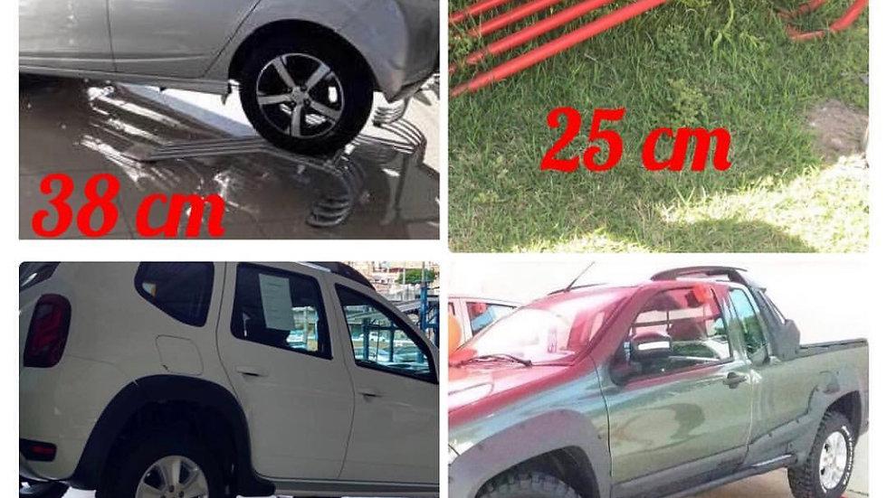 Rampas para Automóveis / 2 rodas