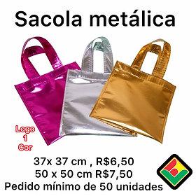 Sacola Metálica