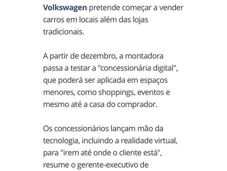 Concessionária Digital 😳 #2019 #veiculos #volkswagen #concessionariadigital  #jenniferecologica