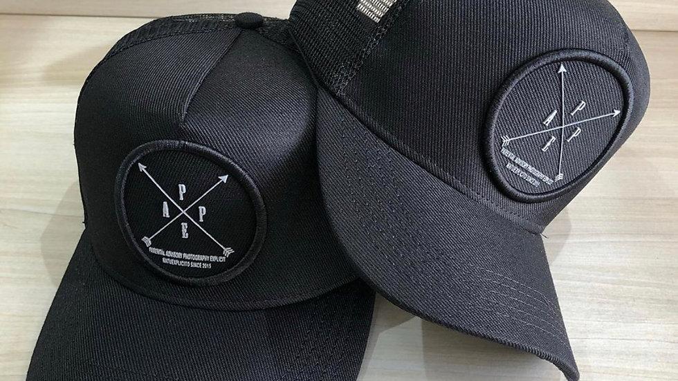 ECL CAP ALL BLACK