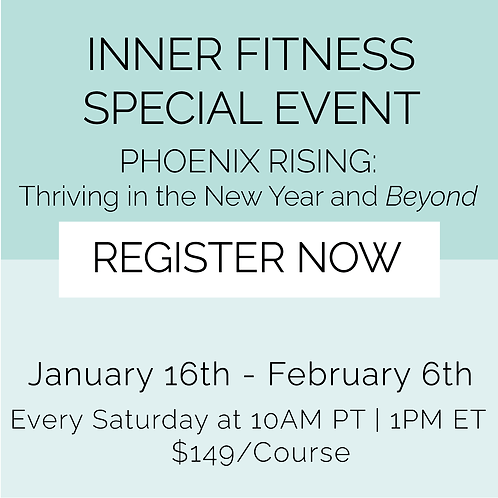 Phoenix Rising: Thriving in the New Year and Beyond