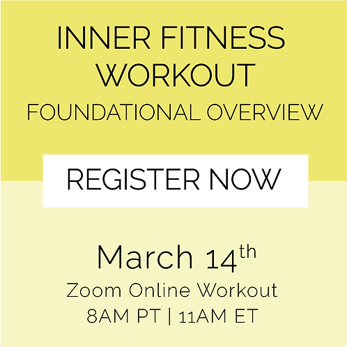 IFW: Foundational Overview - March 14th