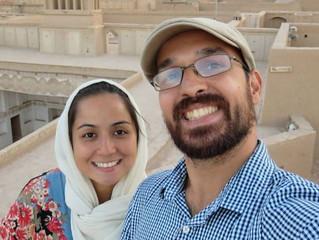 Casal que viajou por 22 países dá dicas para volta ao mundo