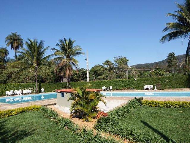 sitio aluguel bh piscina