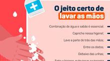 Coronavírus – Companhias aéreas repassam orientações para quem tem viagem marcada
