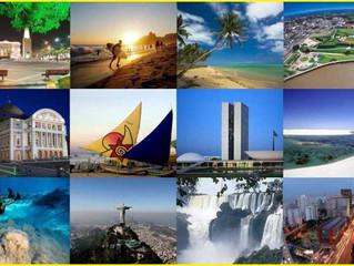 Brasil aposta no Turismo – Máquina de gerar emprego e renda