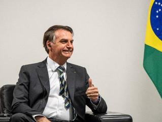 Bolsonaro quer estimulo a turismo subaquático e religioso