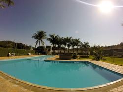sítio aluguel bh piscina